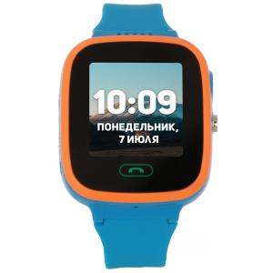 Детские умные часы Geozon Aqua голубой