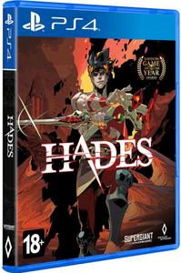 Игра для PlayStation 4 Hades