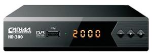 Ресивер DVB-T2 СИГНАЛ ELECTRONICS HD-300