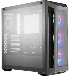 Корпус Cooler Master MasterBox MB530P [MCB-B530P-KHNN-S01] без БП черный