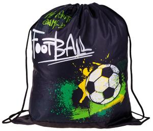 """Мешок для обуви 1 отделение ArtSpace """"Football"""", 340*420мм"""