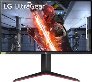 """Монитор LG [27GN650-B] 27"""" черный"""