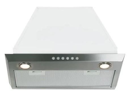 Вытяжка встраиваемая ELIKOR 52Н-1000-Э4Д серебристый