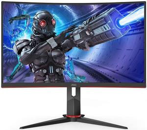 """Монитор AOC Gaming [C27G2ZU] 27"""" черный"""