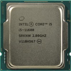 Процессор Intel Core i5-11600 OEM