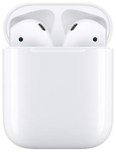 Беспроводные TWS-наушники Apple AirPods II Charging Case белый