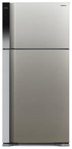 Холодильник Hitachi R-V 662 PU7 BSL серебристый
