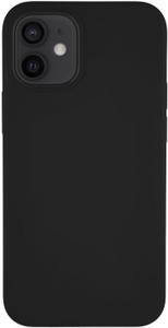 Чехол накладка VLP Silicone Сase для Apple iPhone 12 mini черный