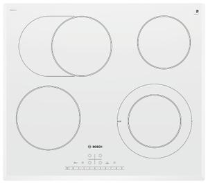 Электрическая варочная поверхность Bosch PKN652FP1E белый