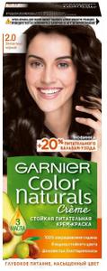 Краска для волос Color Naturals 2.0 Элегантный Черный Garnier