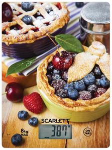 Весы кухонные Scarlett SC-KS57P59