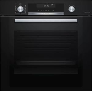 Духовой шкаф Bosch HBG378EB6R черный