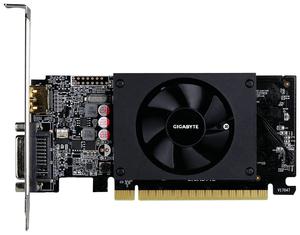 Видеокарта GIGABYTE GeForce GT 710 [GV-N710D5-1GL V2] 1 Гб