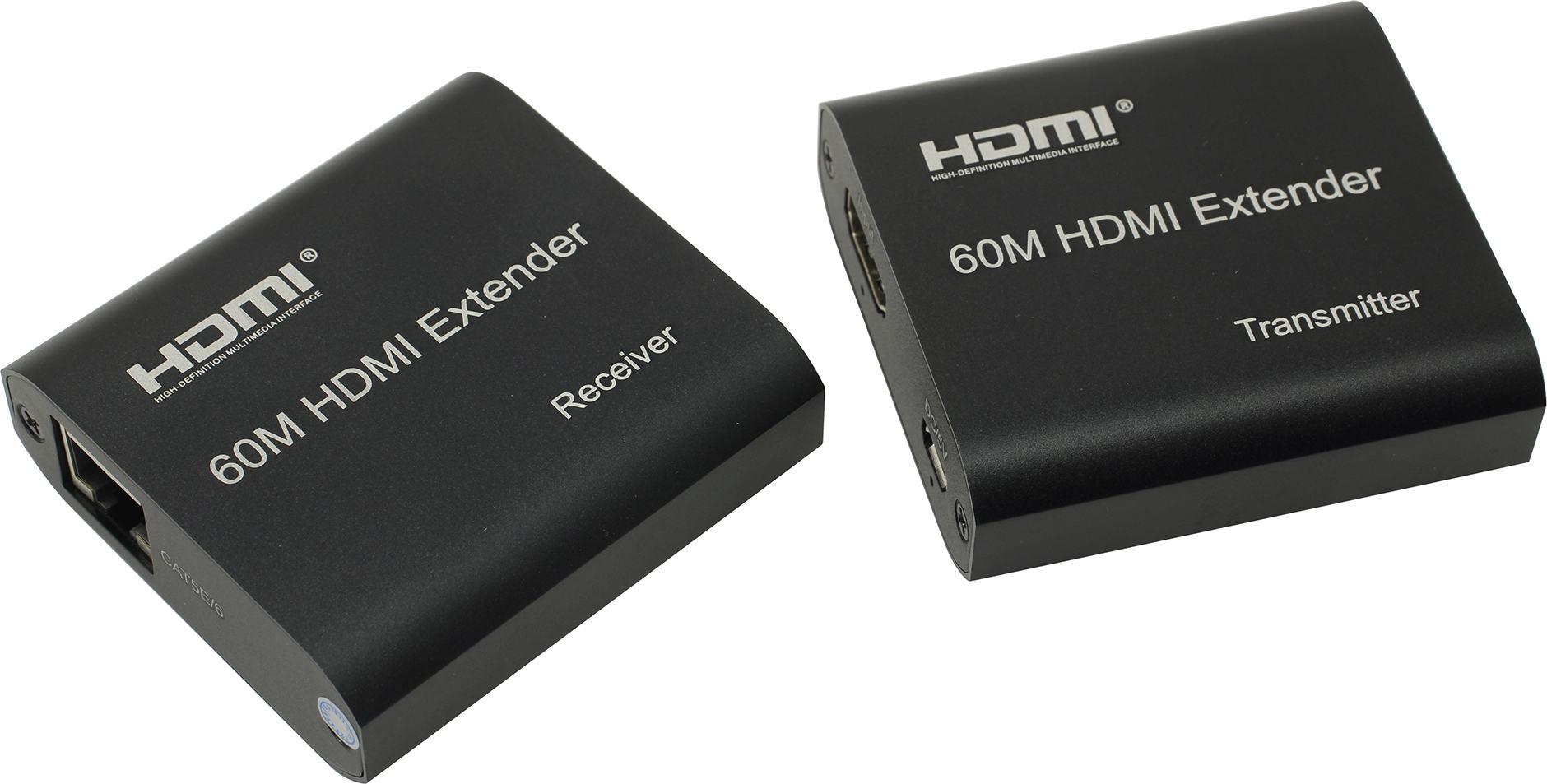 Удлинитель HDMI по «витой паре» Прочее [RPT-60] HDMI - HDMI