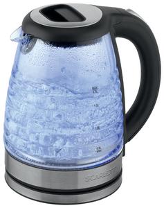 Чайник электрический Scarlett SC-EK27G73 черный