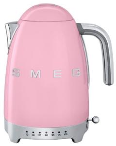 Чайник электрический SMEG KLF04PKEU розовый