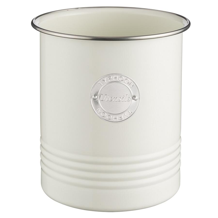 Емкость кухонная Living кремовая 15х12,5 см