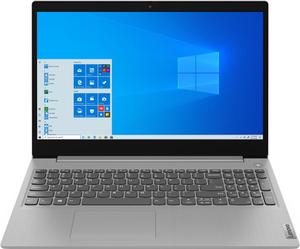 Ноутбук Lenovo IdeaPad 3 15IGL05 (81WQ001HRK) серебристый