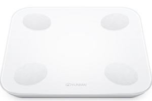 Весы напольные Yunmai Balance M1690 белый