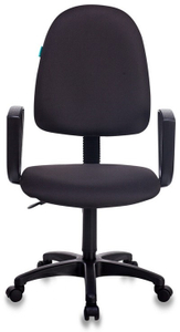 Кресло офисное Бюрократ CH-1300N/OR-16 черный