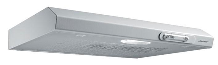 Вытяжка Jetair Senti SI/F/60 серебристый