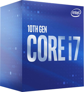 Процессор Intel Core i7-10700 BOX