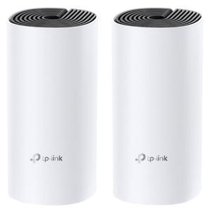 Wi-Fi система (комплект) TP-LINK Deco E4 (2-pack)