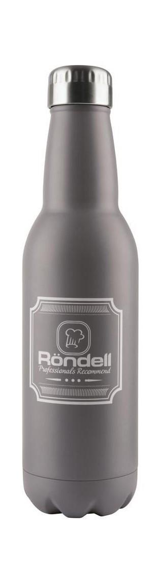 Термобутылка Rondell 841-RDS серый