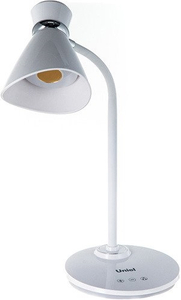 TLD-548 White/LED/300Lm/3300-6000K/Dimmer Светильник настольный, 6W.Сенсорный выключатель.Диммер.