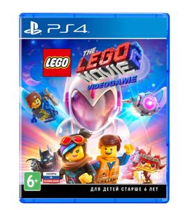 Игра на PS4 LEGO Movie 2 Videogame [PS4, русские субтитры]
