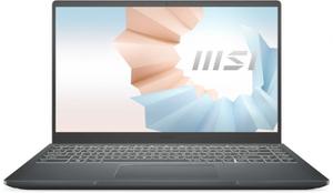 Ультрабук MSI Modern 14 B4MW-417XRU (9S7-14DK14-417) серый
