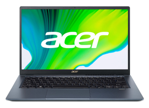 Ультрабук Acer Swift 3X (SF314-510G-70SN) синий