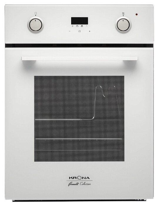 Духовой шкаф KRONA Sonata 45 белый