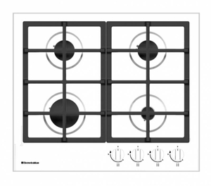 Газовая варочная панель Electronicsdeluxe TG4_750231F-024 белый