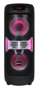 Портативная аудиосистема Hyundai H-MC300 черный