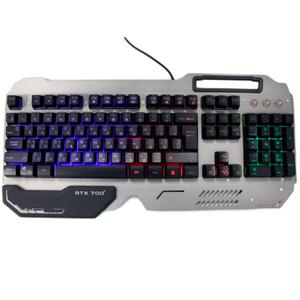 Клавиатура проводная CYBER RTX 700 черный