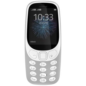 Сотовый телефон Nokia 3310 серый