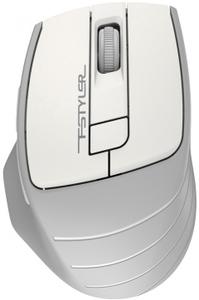Мышь беспроводная A4Tech Fstyler FG30 белый