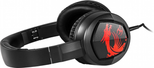 Наушники MSI HEADSET IMMERSE GH30 GAMING