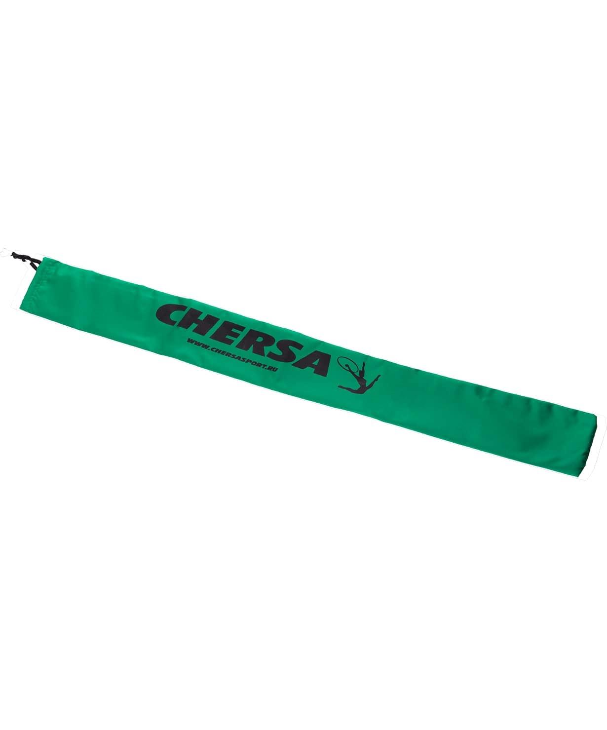 Чехол для палочки с лентой, зеленый