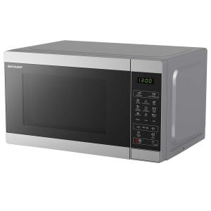 Микроволновая печь Sharp R6800RSL серый