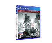 Игра на PS4 Assassin's Creed III. Обновленная версия [PS4, русская версия]