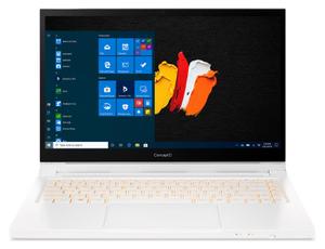 Ноутбук-трансформер Acer ConceptD 3 Ezel (CC314-72G-77YD) белый