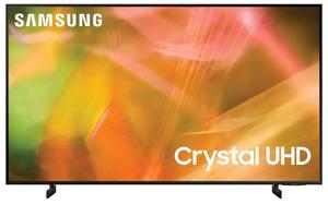 """Телевизор Samsung UE43AU8000UXRU 43"""" (108 см) черный"""