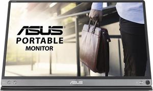 """Монитор Asus Portable MB16ACM [90LM0381-B03170] 15,6"""" серый"""