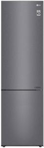 Холодильник LG GA-B509CLCL серый