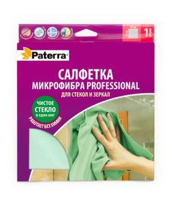 Салфетка Микрофибра Paterra PROF 3шт 35х40 Paterra
