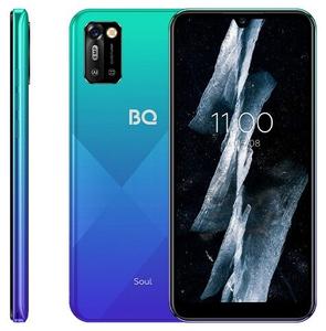 Смартфон BQ 6051G 16 Гб голубой