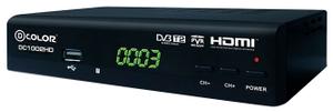 Цифровой TV-тюнер D-COLOR DC1002HD