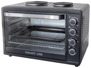 Мини-печь Galaxy LINE GL2605 черный